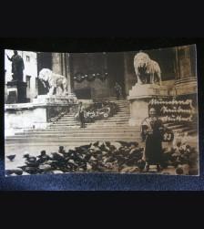 Munich Feldherrnhalle Postcard # 3229
