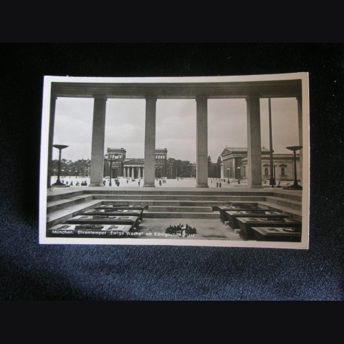 Honor Temple of the Fallen Postcard # 3234