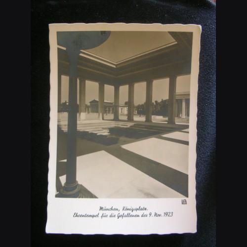 Temple of the Fallen Postcard # 3240