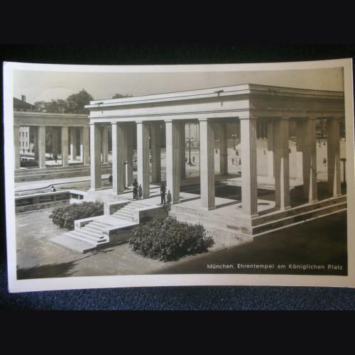 Temple of the Fallen Postcard # 3241