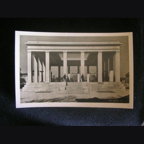 Temple of the Fallen Postcard # 3242