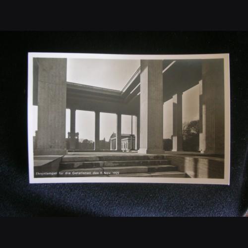 Temple of the Fallen Postcard # 3243