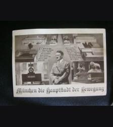 Hitler Konigsplatz Postcard # 3246