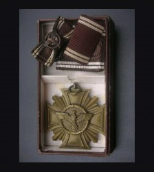 N.S.D.A.P 10 Year Long Service Award # 3207