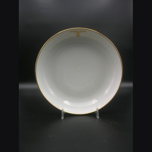 Adolf Hitler Formal Serving Bowl- Deutscher Hof (Nymphenburg)  # 2078
