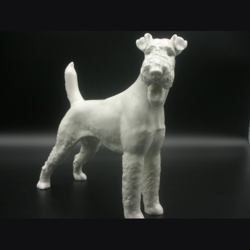 Allach Porcelain #19 Standing Foxl