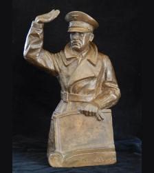 Adolf Hitler Bronze Casting 1938 Anschluss- Emil Krieger (1902-1979)