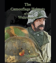 The Camouflage Helmets of the Wehrmacht Vol. 1 # 3016