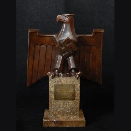 Third Reich Sport Adler in Bronze- Barbara von Kalckreuth