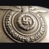 O & C Early Nickel SS Belt Buckle  # 2099