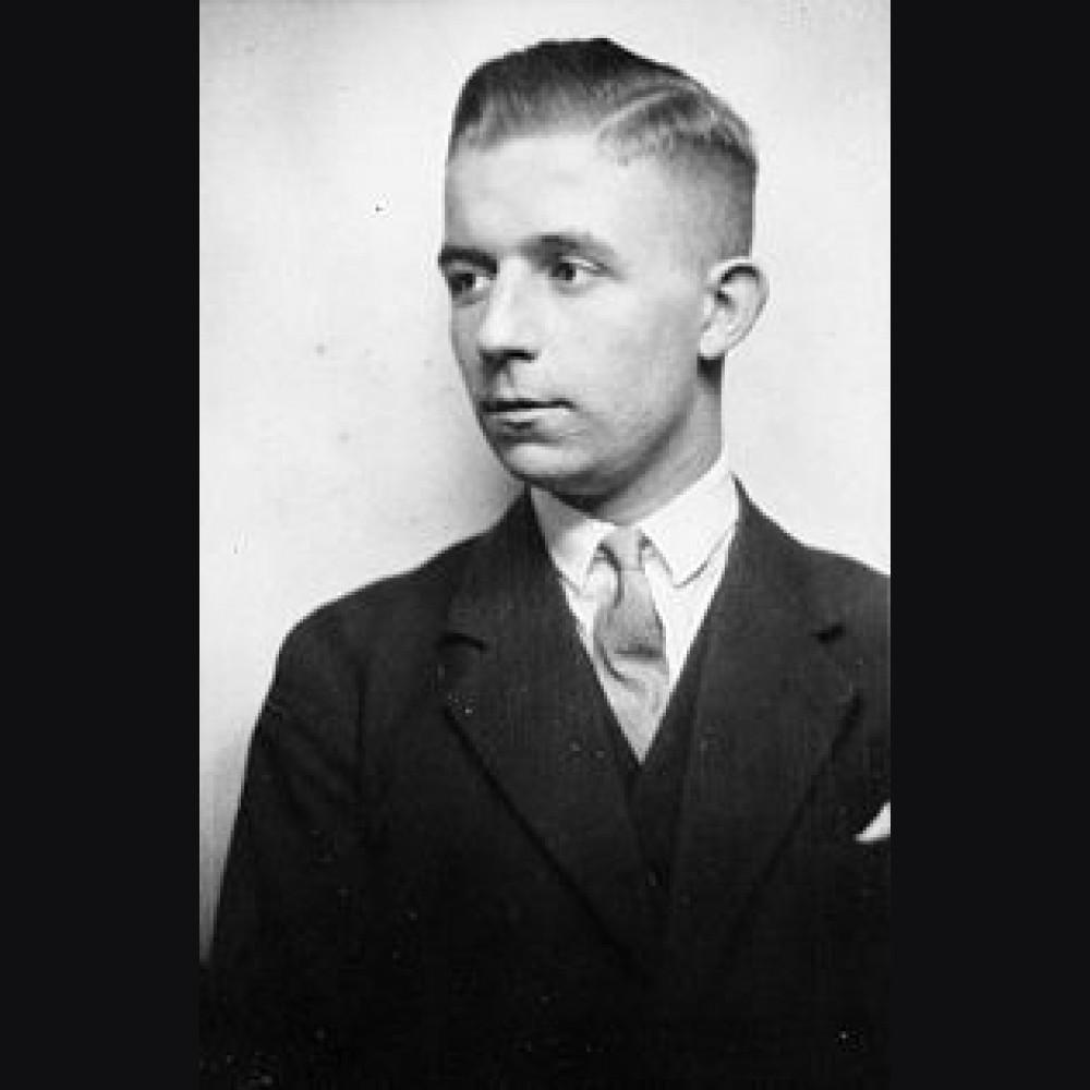 Horst Wessel Bronze Bust Fritz Koelle 1936