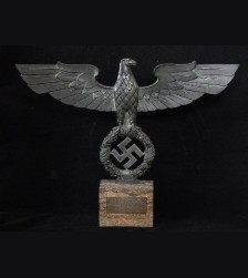 Dr. Joseph Goebbels Presentation Third Reich Eagle - ( Josef Pabst  )