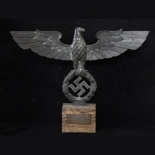 Dr. Joseph Goebbels Presentation Third Reich Eagle - ( Josef Pabst  ) # 3060