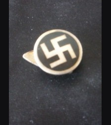 Flemish SS Supporter Lapel Badge # 1004