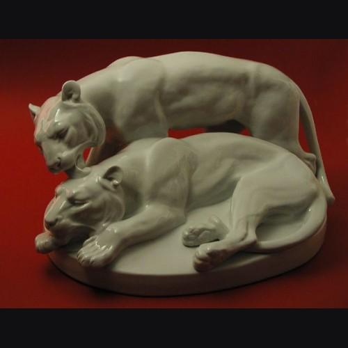 Tiger Pair ( Fraureuth ) # 1008