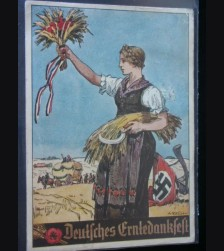 National Socialist Postcard  # 1024