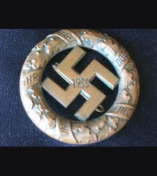 Gau Munich Commemorative Badge- Deschler  # 1043