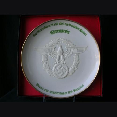 Allach Polce Plate ( Ehrenpreis ) Kitzbuhel 1939 # 1098