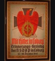 Coburg Anniversary Poster  # 1101