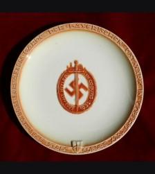 Coburg Anniversary Plate # 1102