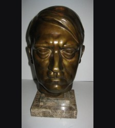 Adolf Hitler Bust ( Fuhrerkopf ) Hermann Joachim Pagels # 1104