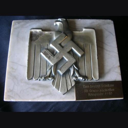 Sport Award Desk Piece ( Kriegsjahr 1940 ) # 1118