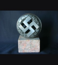 Third Reich Desk Piece ( Large ) # 1123
