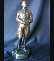 Adolf Hitler Presentation Statue by Schmidt-Hofer # 1125