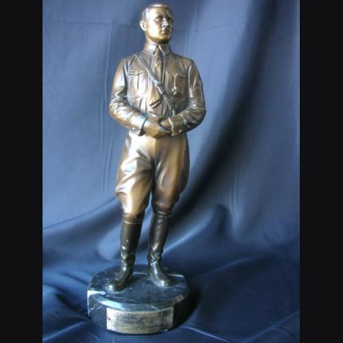 Adolf Hitler Presentation Statue by Schmidt-Hofer # 1125