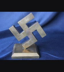 Solid Brass NSDAP Desk Piece # 1130