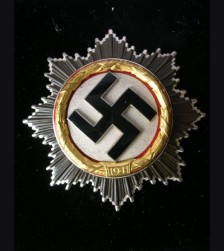 German Cross In Gold ( Deschler ) # 1135
