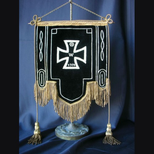 Imperial Remembrance Table Banner  # 1142