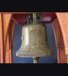 Bronze Olympic Bell 1936- Walter E. Lemcke # 1158