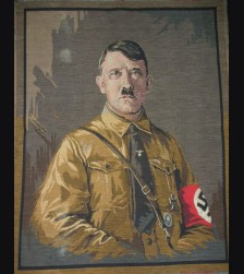 Adolf Hitler Tapestry (Large Variant ) # 1185