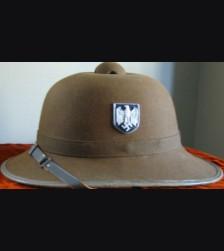 Afrika Corp Pith Helmet # 1188