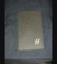 SS Diary/ Calendar 1944 # 1194