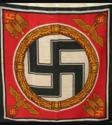 Fuhrer Standard 5x5 Navy Marked # 1199