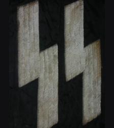 Allgemeine SS III/1 Munich Banner  # 1208