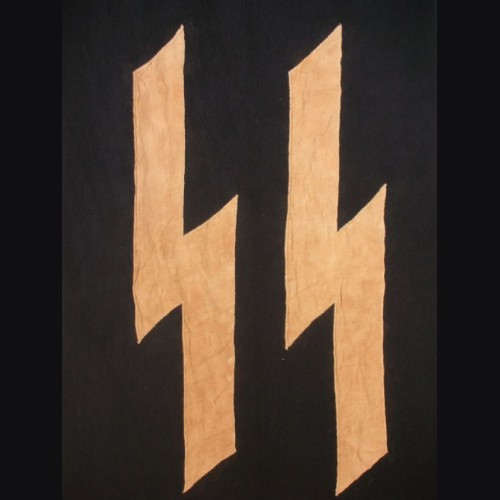 SS Wall Banner ( Fahne ) # 1216