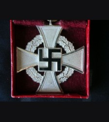 25 Year Faithful Service Cross # 1221
