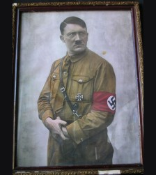 Adolf Hitler Propaganda Photo # 1227