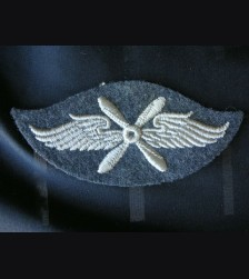 Luftwaffe Flight Personnel Trade Insignia # 1233