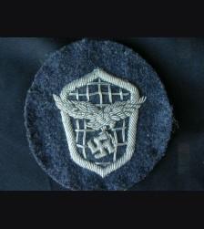 Luftwaffe Motor Vehicle Driver Insignia (Bullion) # 1240