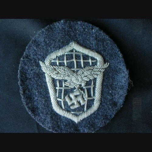 Luftwaffe Motor Vehicle Driver Insignia (Bullion) # 1240