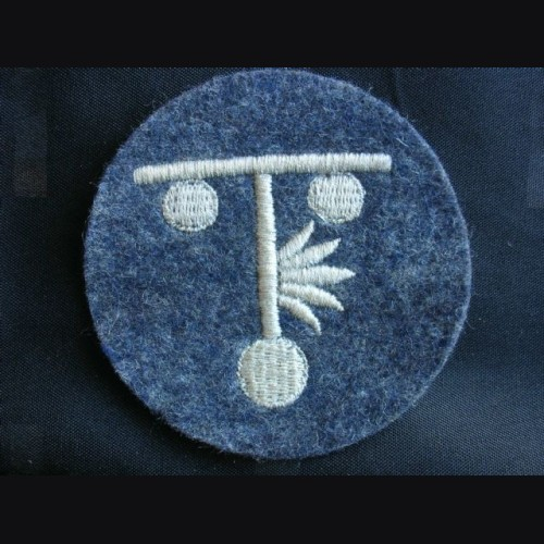Luftwaffe Search Light Equiptment Admin Insignia # 1248
