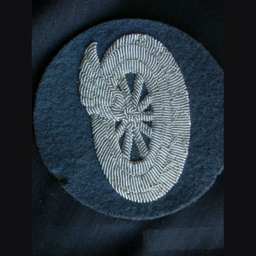 Luftwaffe Motor Transport Equiptment Insignia ( Bullion ) # 1250