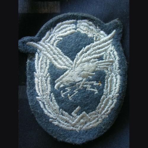 Luftwaffe Airgunners Badge / Wireless Operator Insignia # 1251