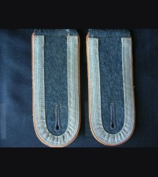 Luftwaffe Shoulder Boards ( Unteroffizier ) Signals # 1282