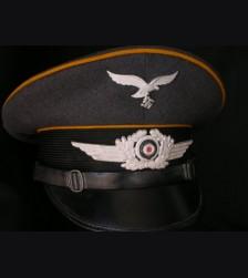 Luftwaffe NCO Visor ( Flieger ) # 1301