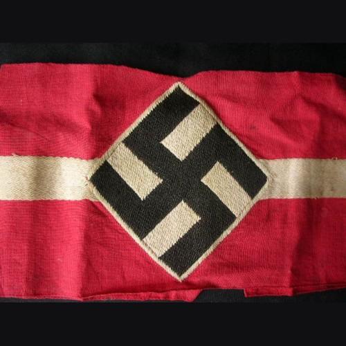 Hitler Youth Armband # 1319